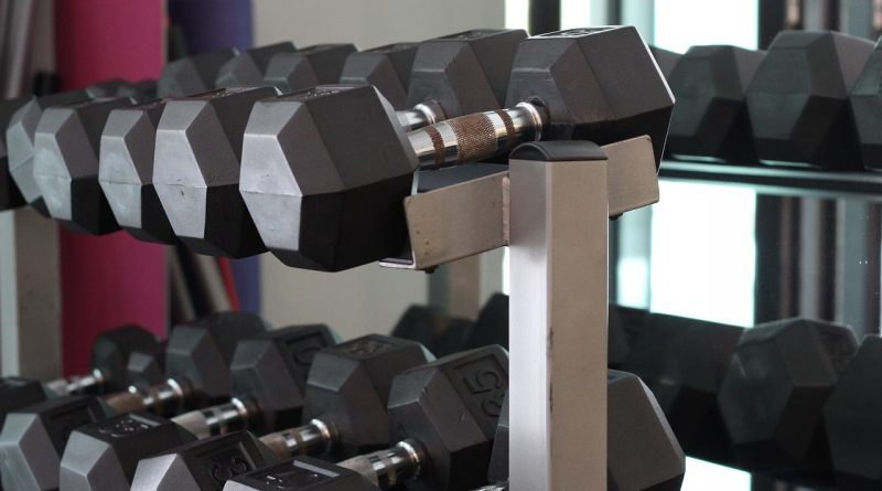 Brak progresu na siłowni. C