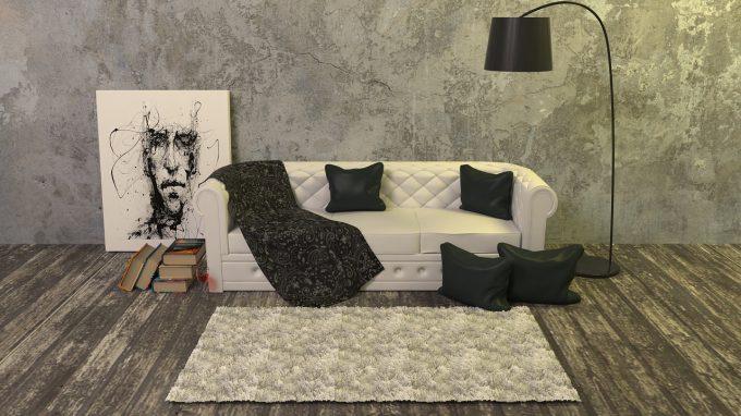 Jak wybrać najlepszy dywan do mieszkania: aranżacje