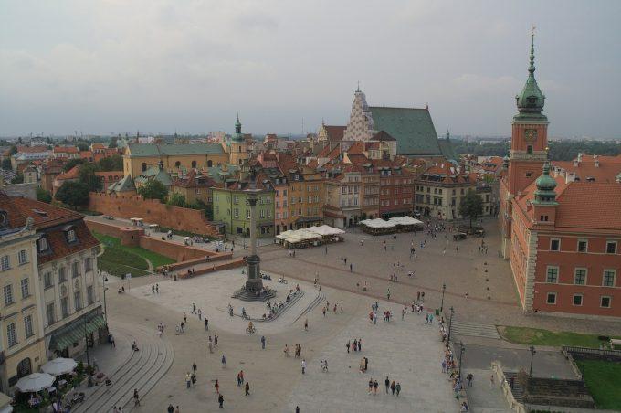 5 pomysłów na tanie zwiedzanie Warszawy