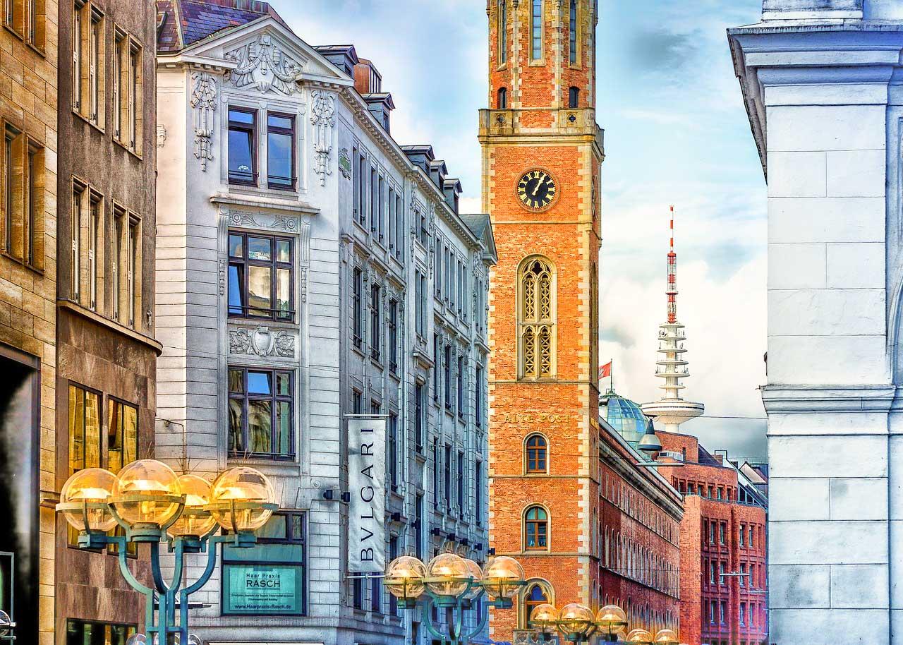 Ciekawostki, informacje o mieście Hamburg