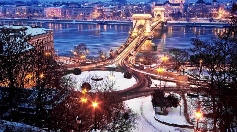 Budapeszt zimą – miejsca, które warto oglądać nocą