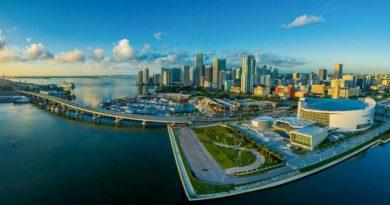 Miami w USA